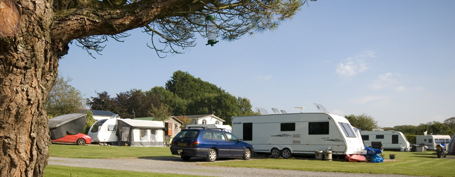 How to find Gower Villa Touring Park