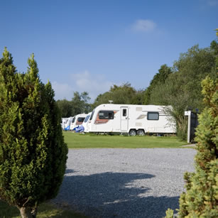 Touring Pitches in Pembrokeshire